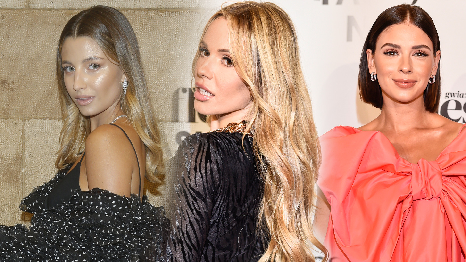 Wysyp gwiazd na Flesz Fashion Night: Doda w obcisłym kombinezonie, Klaudia Halejcio z wielką kokardą (ZDJĘCIA)