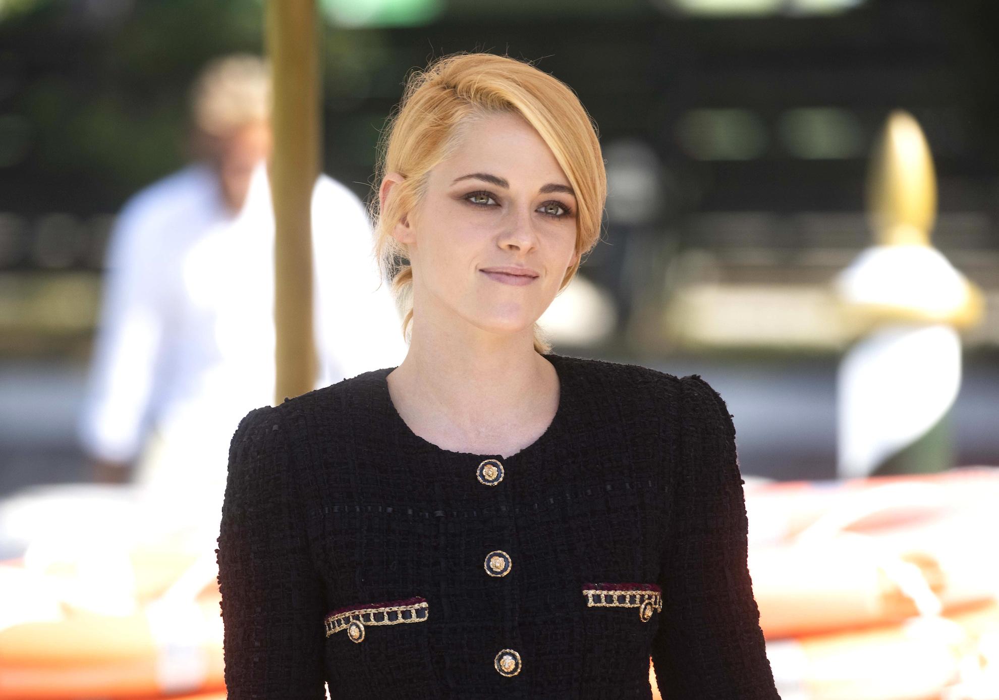 Kristen Stewart opowiada o roli księżnej Diany