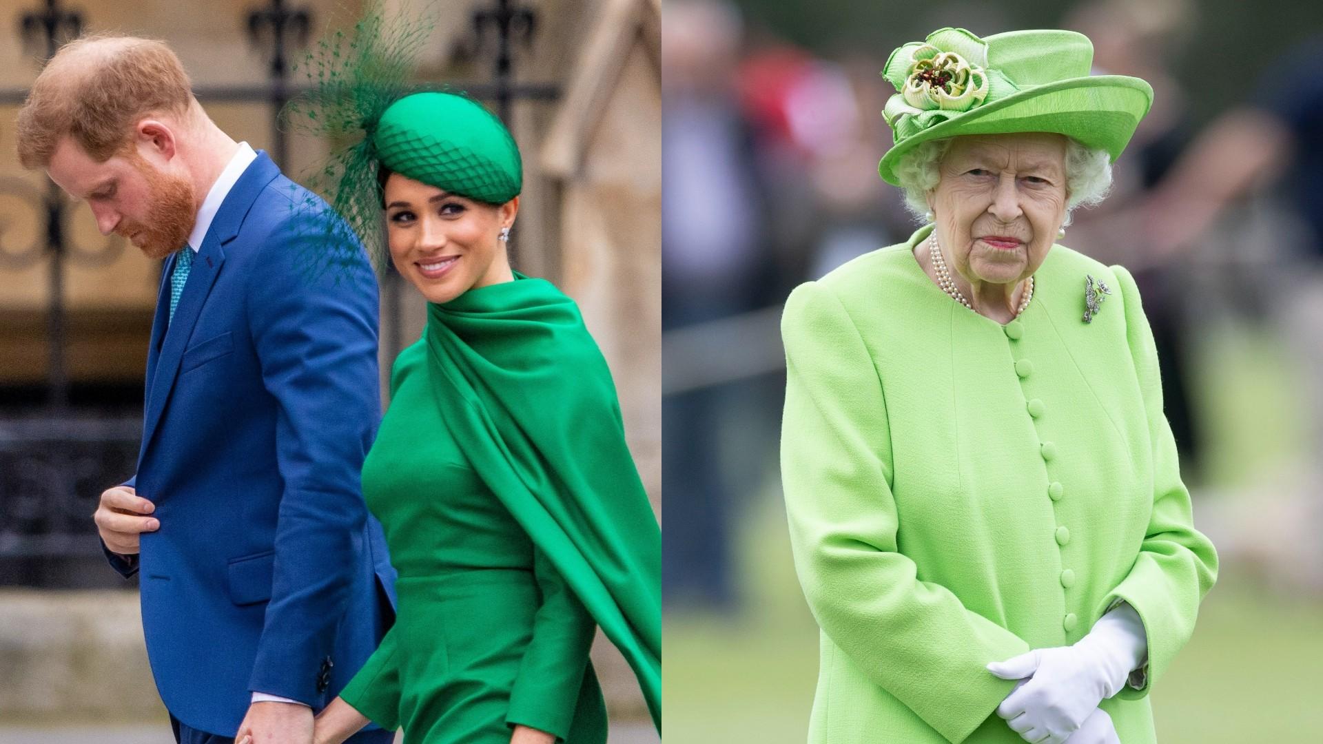 Meghan Markle i książę Harry ochrzczą córkę w Anglii, ale pod jednym warunkiem. Czy Pałac się na to zgodzi?
