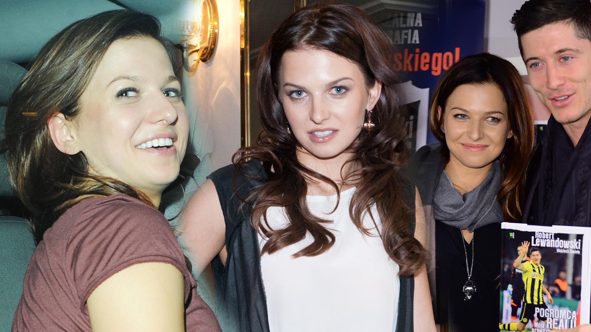 Anna Lewandowska kończy 33 lata! Tak wyglądała na początku związku z Robertem (ZDJĘCIA)