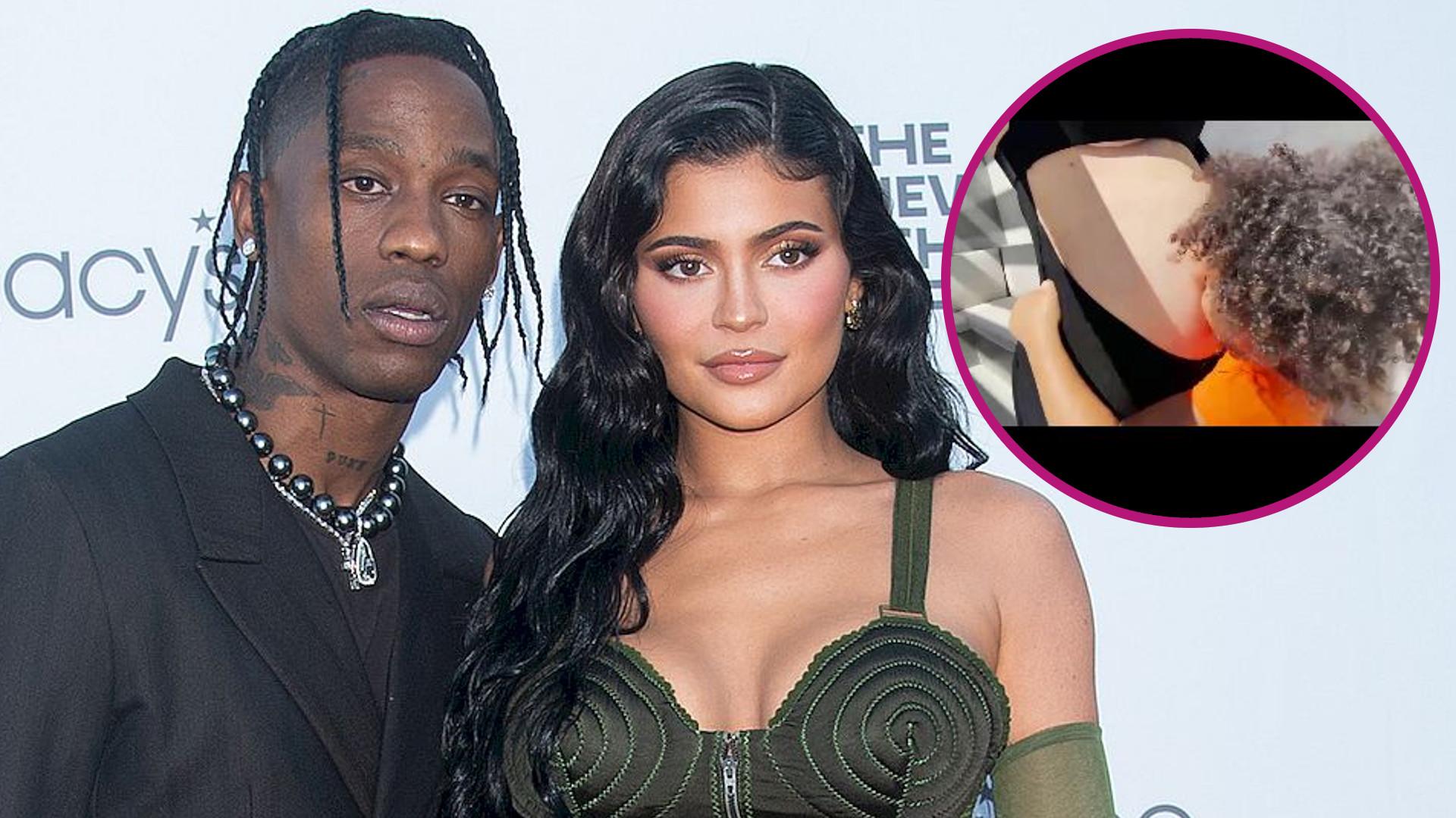 Kylie Jenner potwierdziła CIĄŻĘ! Pokazała wzruszający filmik i duży brzuszek