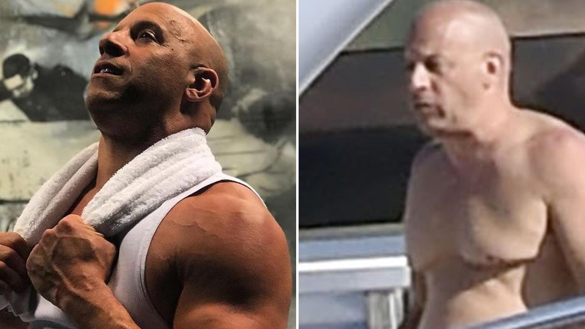 Nie uwierzysz jak teraz wygląda Vin Diesel