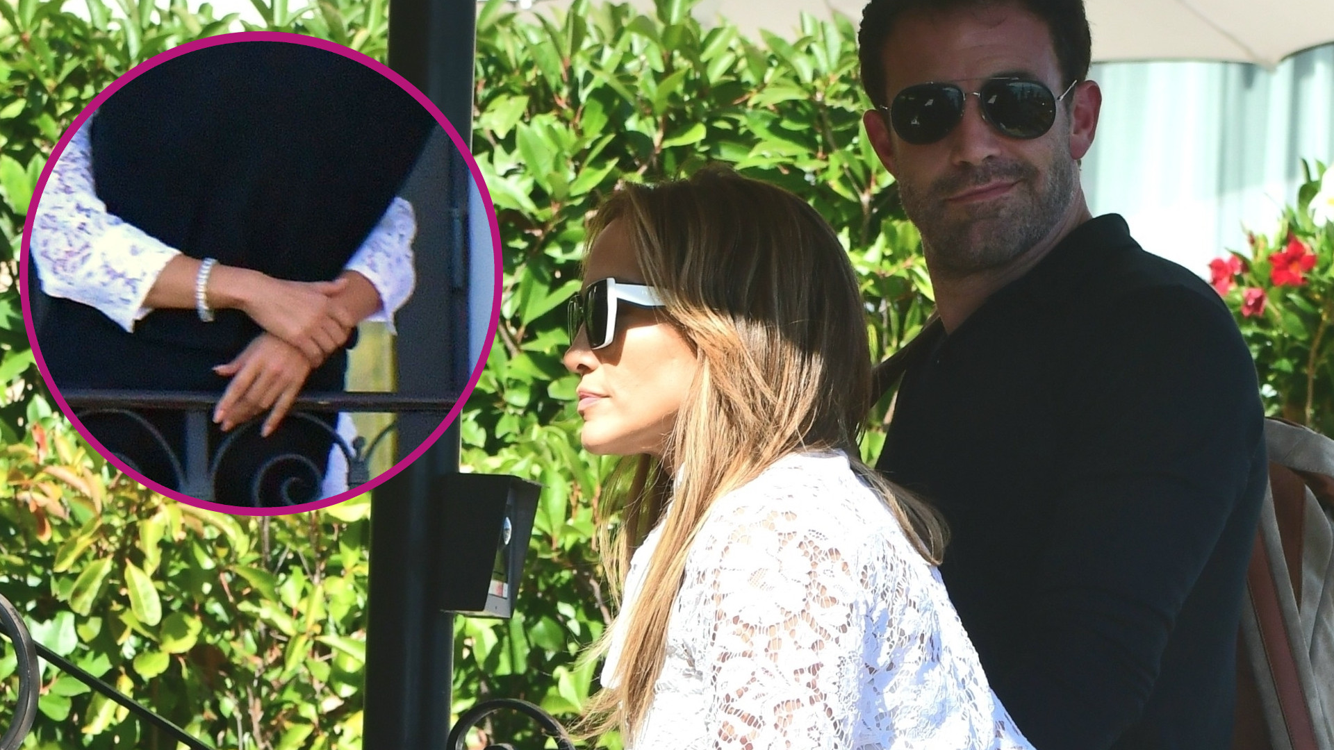 Jennifer Lopez i Ben Affleck razem na festiwalu w Wenecji