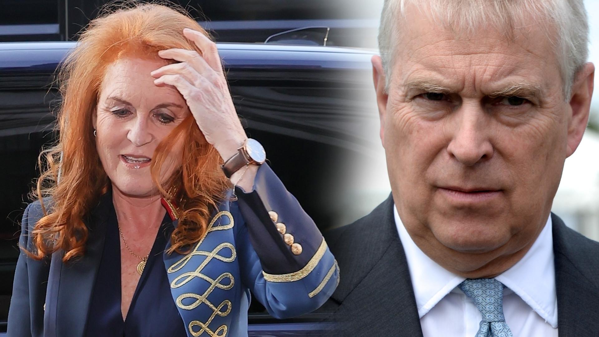 """Sarah Ferguson otworzyła się na temat byłego męża """"pedofila"""" księcia Andrzeja"""