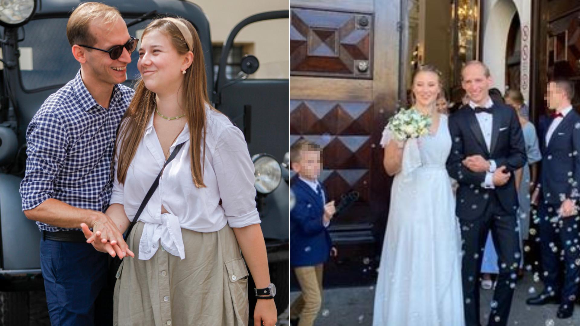 Julia Królikowska wzięła ŚLUB! W sieci pojawiły się pierwsze zdjęcia