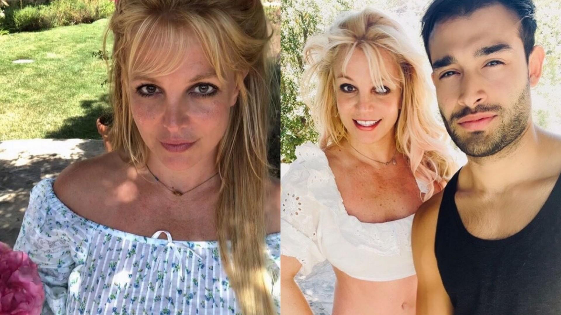 Britney Spears zaręczyła się! Pierścionek naprawdę robi wrażenie!