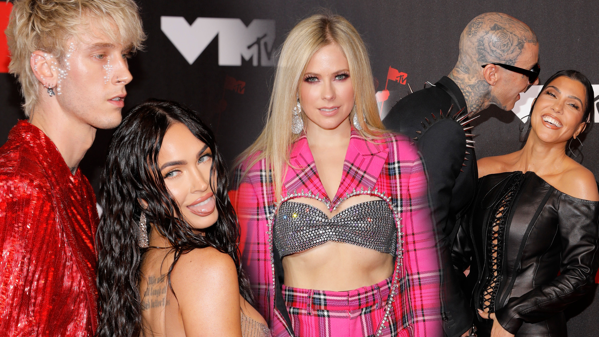 MTV VMA 2021: Megan Fox w najodważniejszej kreacji imprezy (ZDJĘCIA)