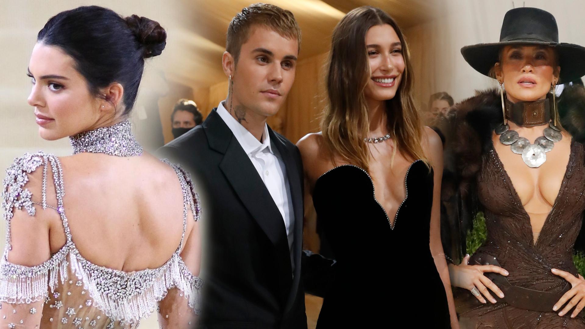 Met Gala 2021: Zjawiskowa Kendall Jenner, Jennifer Lopez, Justin i Hailey… (ZDJĘCIA)