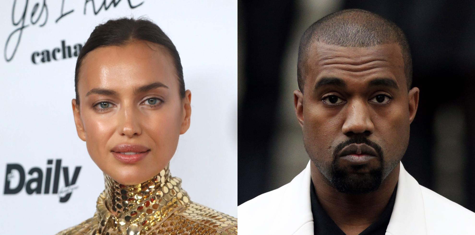 Irina Shayk w końcu zapytana w wywiadzie o Kanye Westa