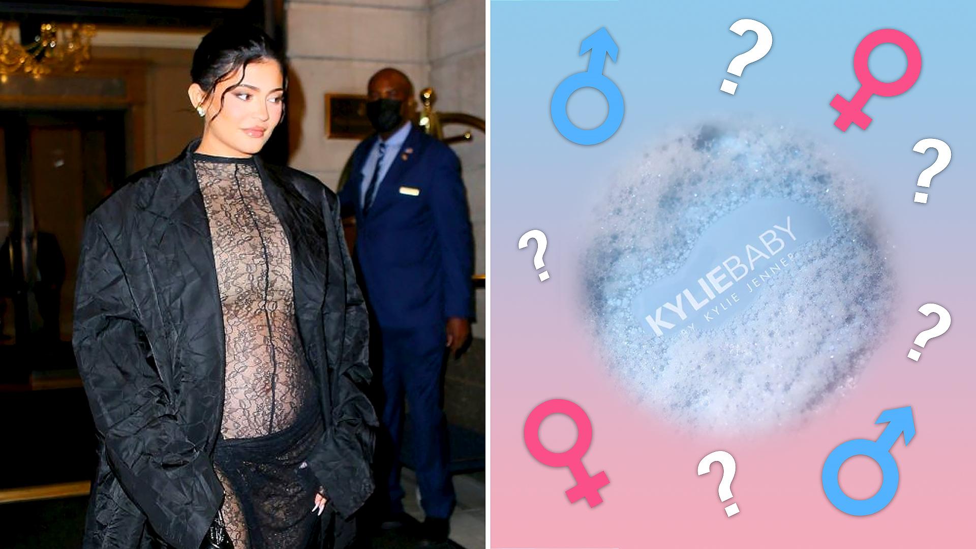 Fani odgadli płeć dziecka Kylie Jenner?