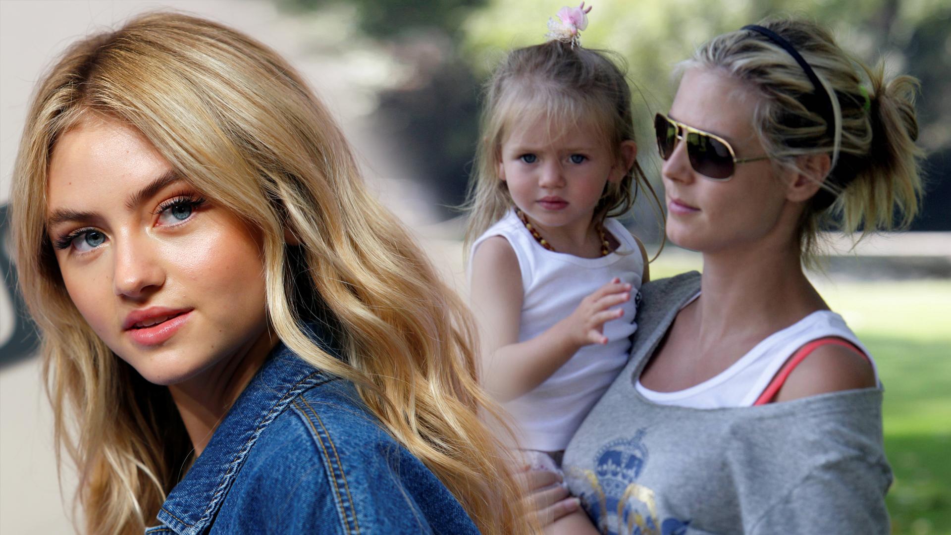 Jak dziś wygląda córka Heidi Klum – Leni? Jest przepiękna!