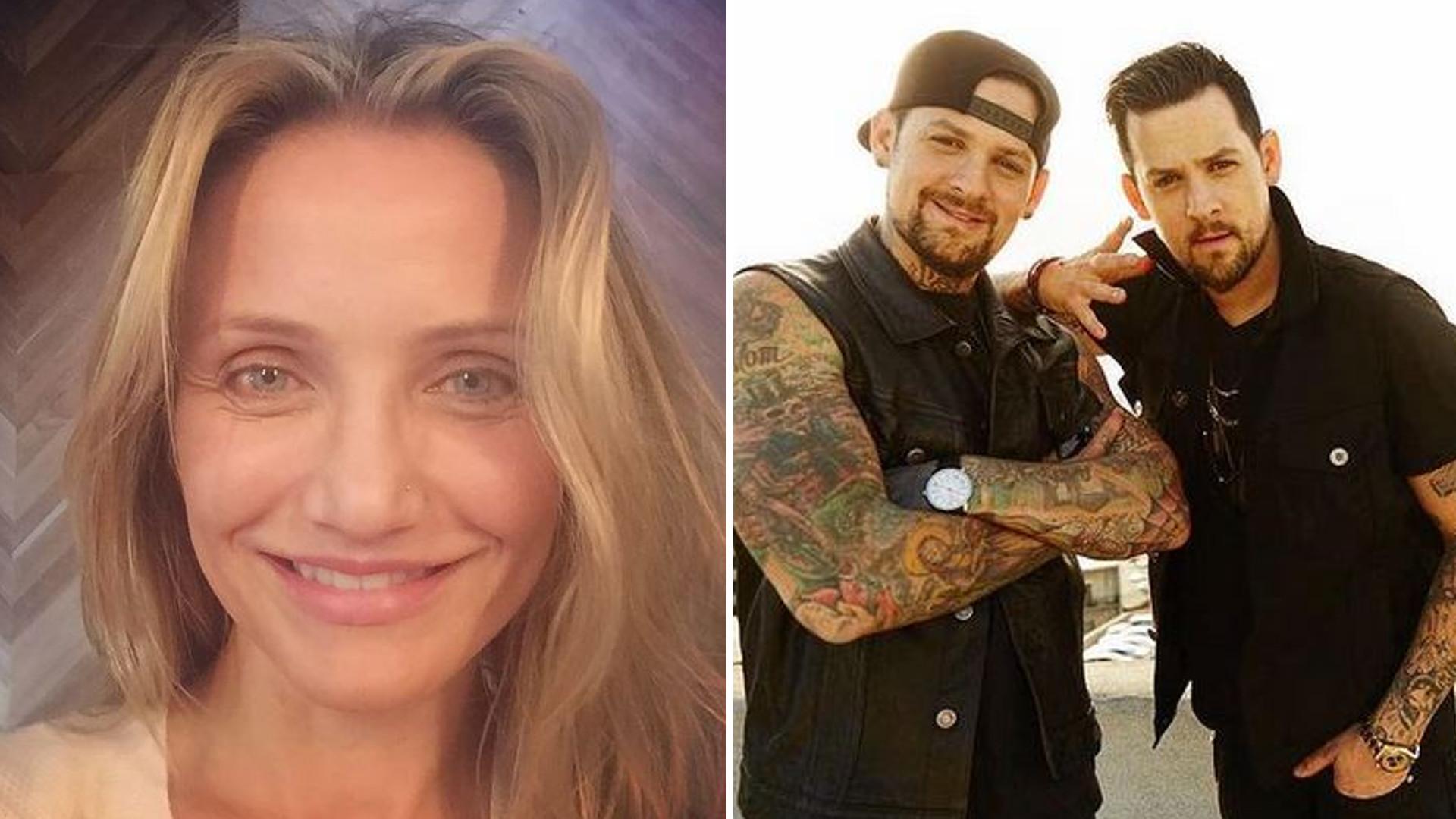 Cameron Diaz wyjaśnia czemu nie podoba jej się brat bliźniak jej męża