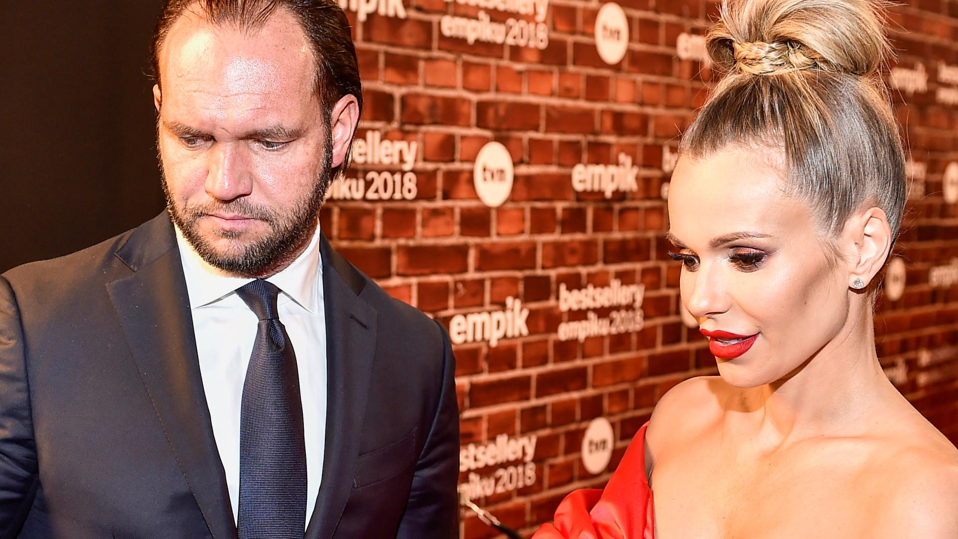 Emil Stępień nie pojawił się na rozprawie rozwodowej. Doda jest wściekła
