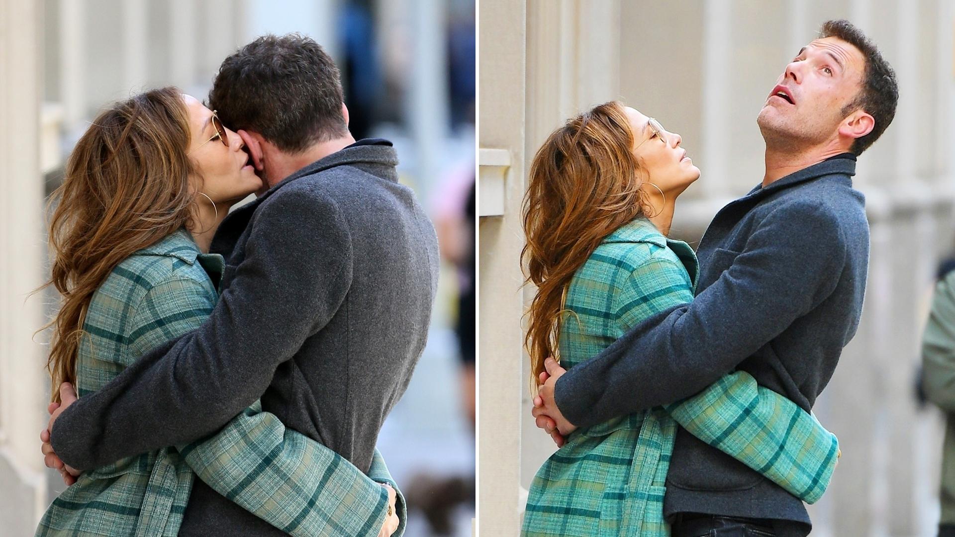 Związek Jennifer Lopez i Bena Afflecka to fejk?! Oto dowody