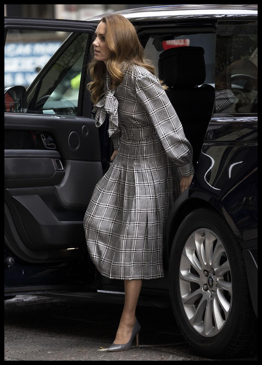 Kate Middleton, fot. agencja Forum