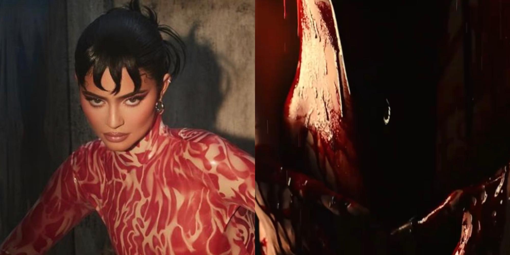 Kylie Jenner ocieka KRWIĄ. O co chodzi?!