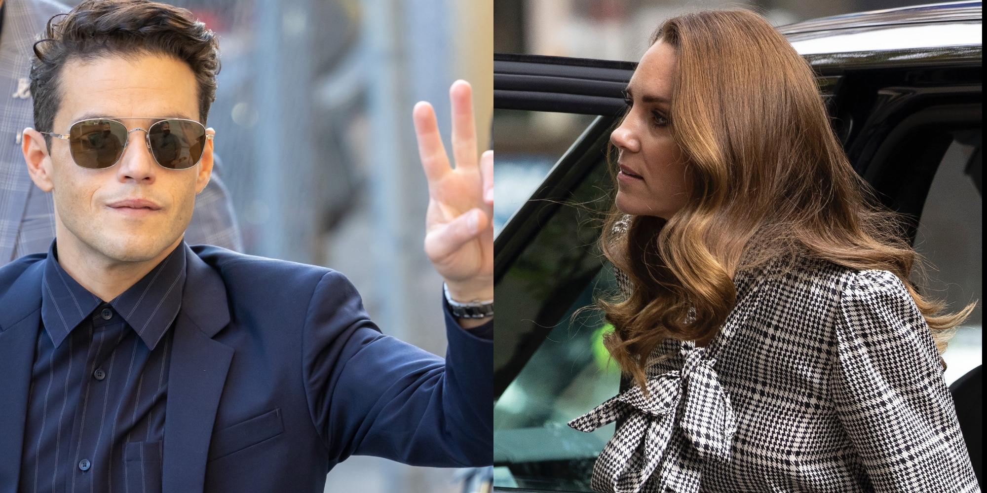Nie uwierzycie co Rami Malek zaproponował Kate Middleton…