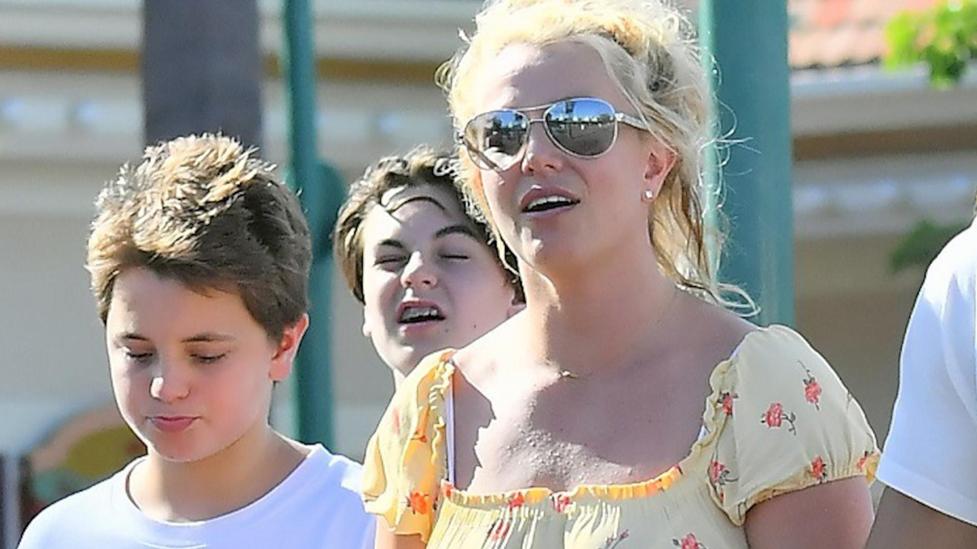 O, wow! Tak teraz wyglądają synowie Britney Spears
