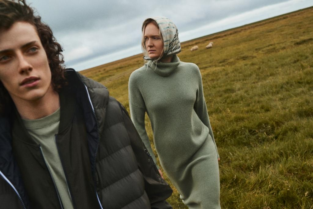 Chłodna kolorystyka Islandii i nieco surrealistyczna natura – to najnowsza kampania marki BORN2BE