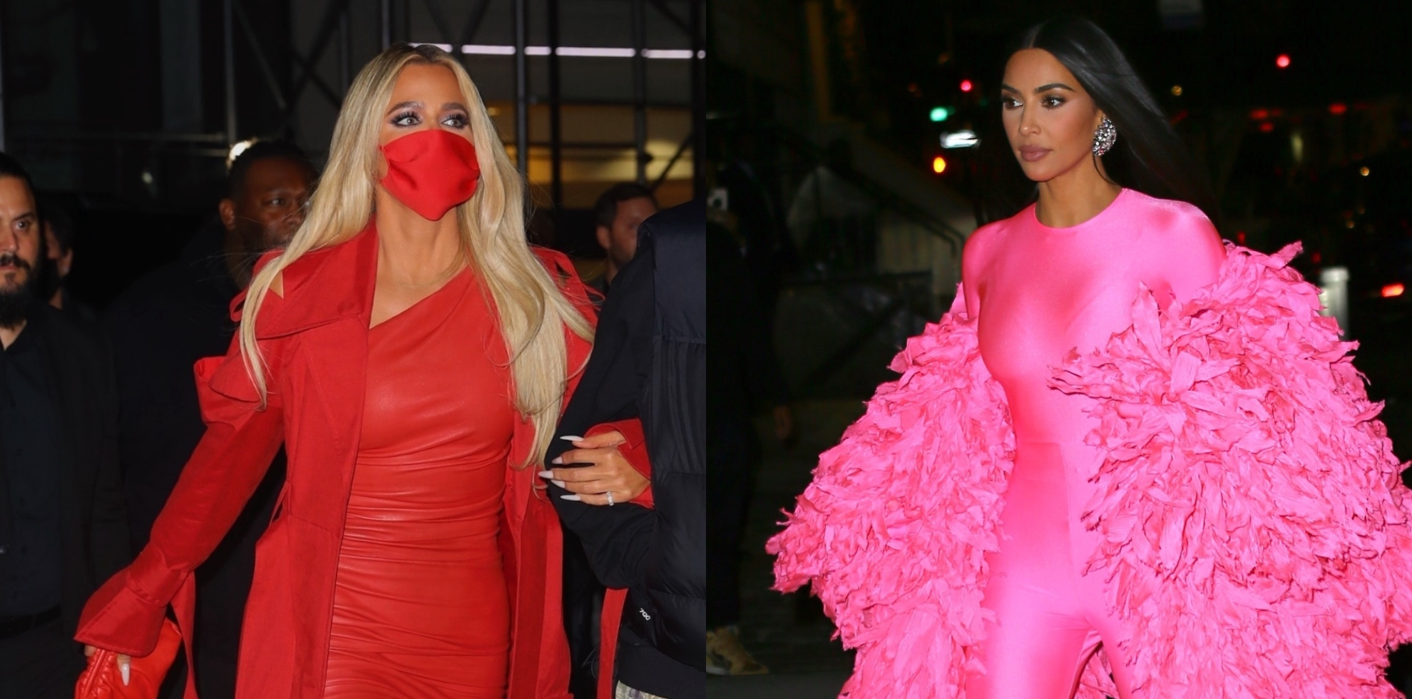 Khloe Kardashian w czerwieni przyćmiła nawet Kim w Saturday Night Live!