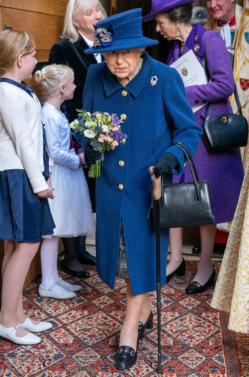 Królowa Elżbieta II, fot. Agencja Forum