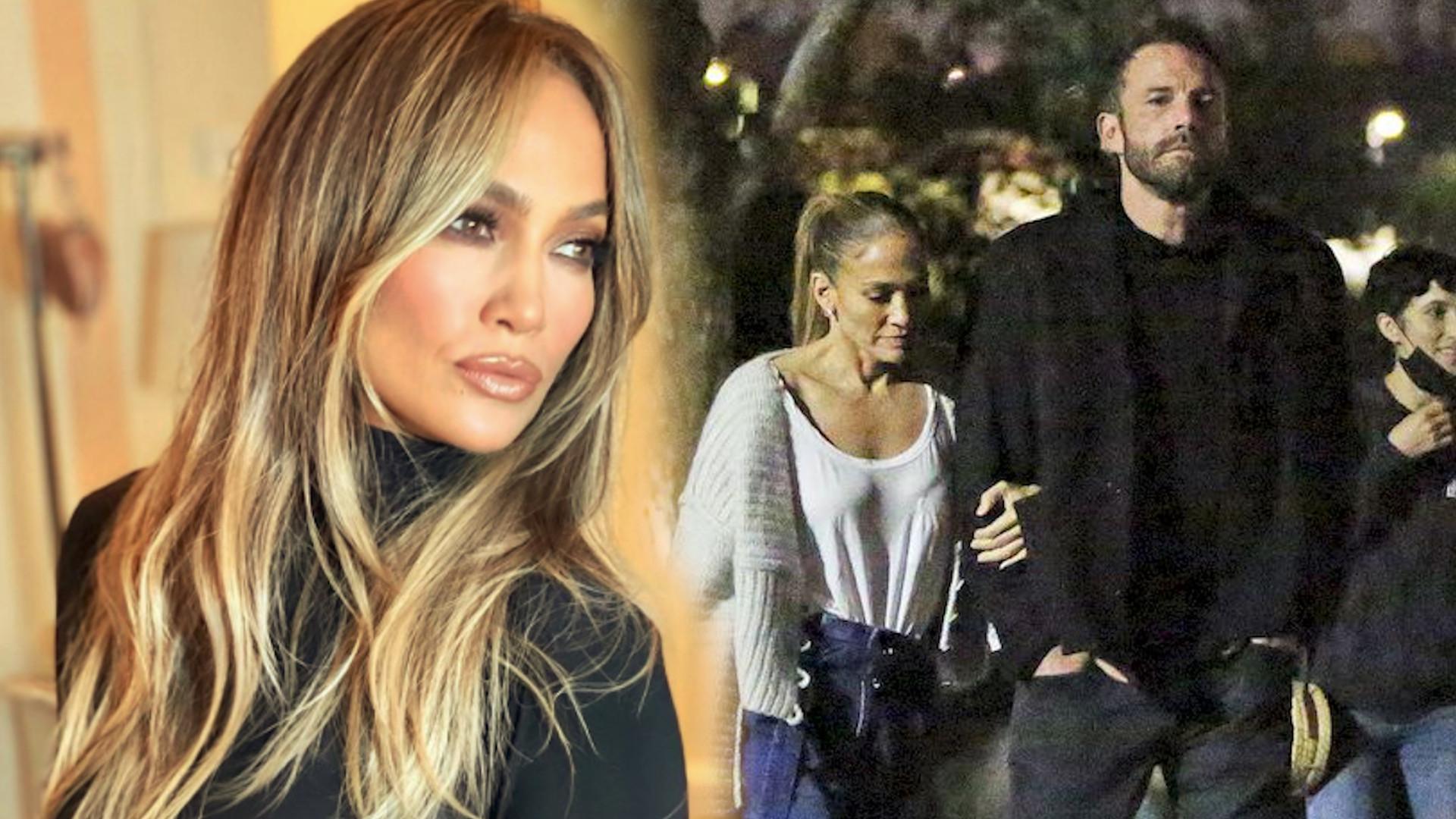 Były manager J.Lo mówi, że artystka na pewno wyjdzie za Bena Afflecka