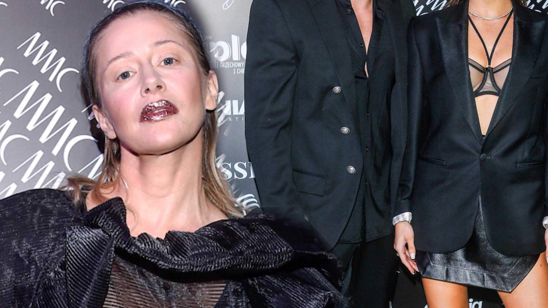 Pokaz mody MMC! Karolina Pisarek z narzeczonym, Lara Gessler i Katarzyna Warnke jako modelki